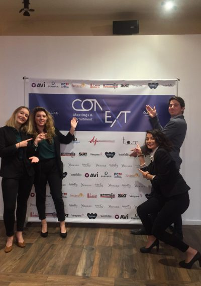 Connext, Meeting & Recruitment
